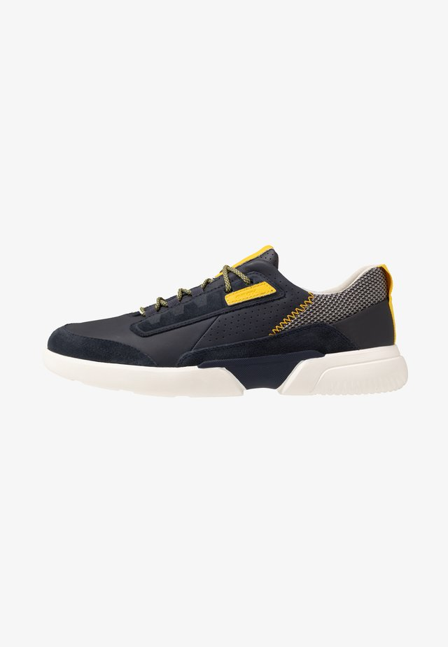 SMOOTHER - Sneakersy niskie - navy/dark blue