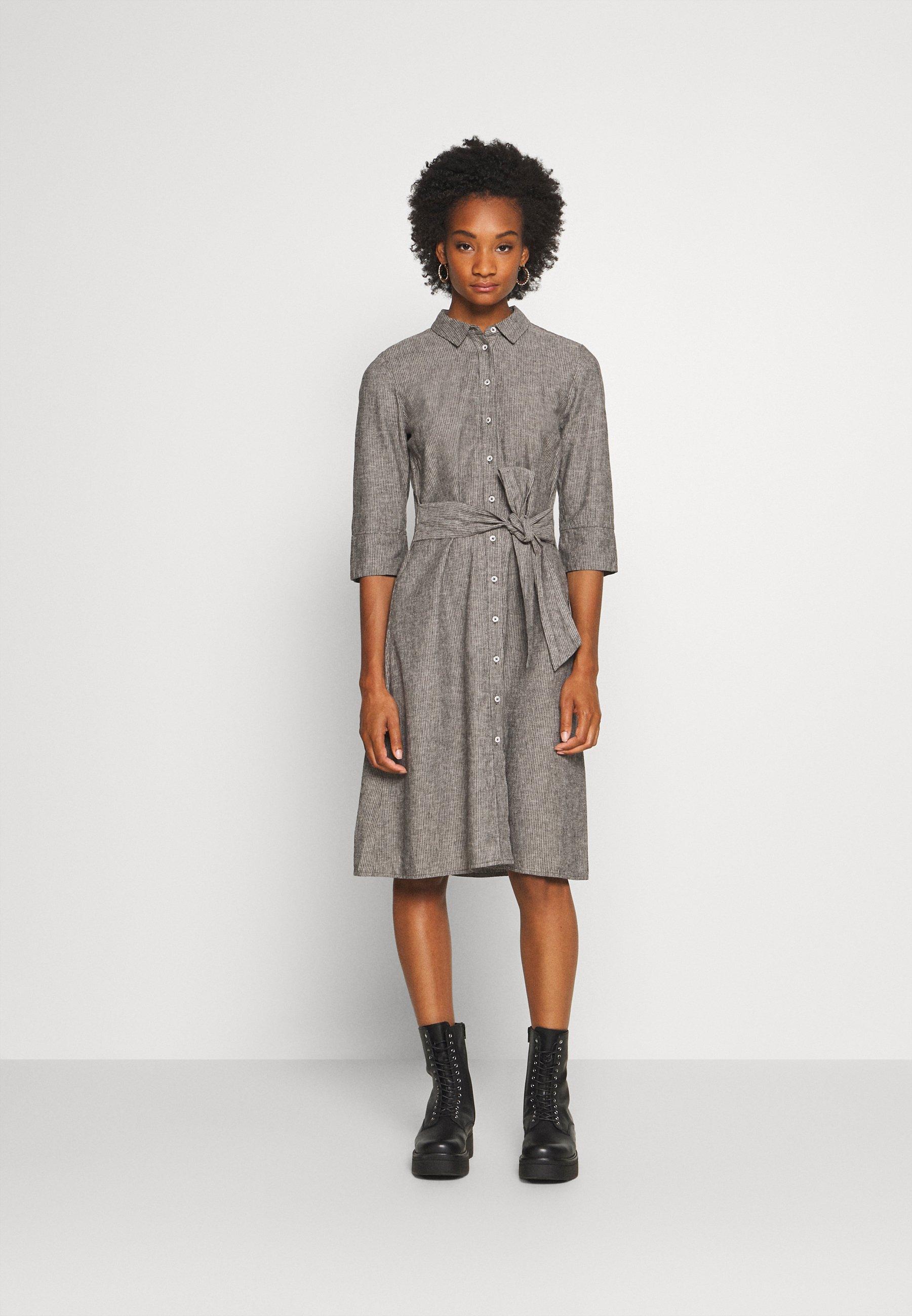Mujer WUTA - Vestido camisero