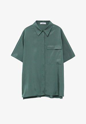 MARITA - Overhemdblouse - groen