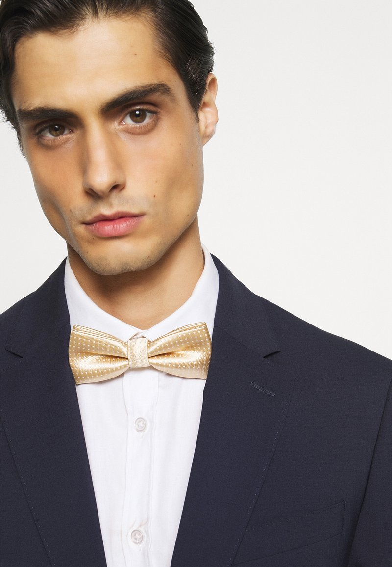 Only & Sons - ONSTHEO BOW TIE - Fluga - blazing yellow