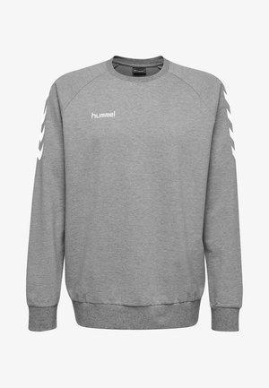 HMLGO  - Sweater - grey melange