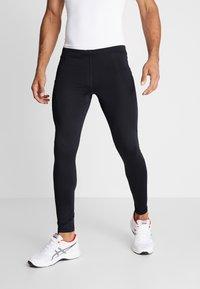 Craft - ESSENCE ZIP TIGHTS - Leggings - black - 0
