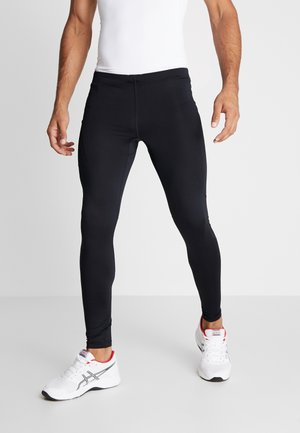 ESSENCE ZIP TIGHTS - Legging - black