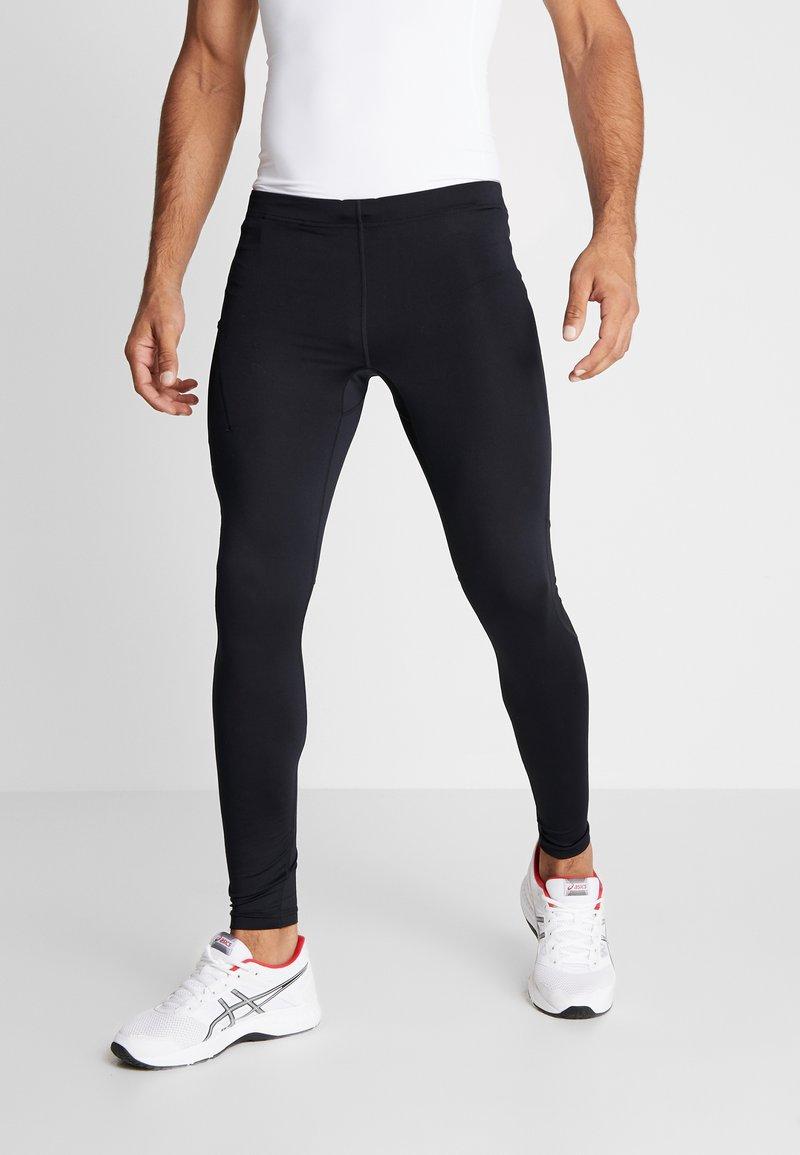 Craft - ESSENCE ZIP TIGHTS - Leggings - black