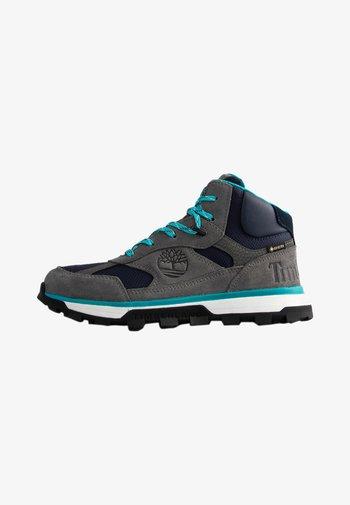 Sneakers hoog - graphite