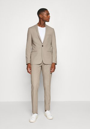 GOTHENBURG SUIT - Completo - camel