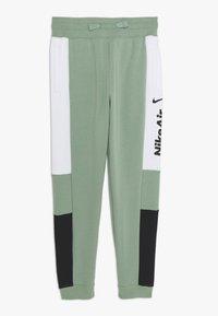 Nike Sportswear - Teplákové kalhoty - silver pine/black/white - 0