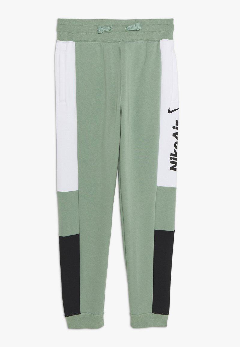 Nike Sportswear - Teplákové kalhoty - silver pine/black/white