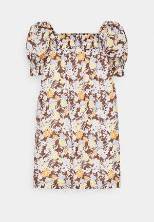 SMOCKED MINI DRESS - Day dress - lucky meadow