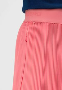 J.LINDEBERG - Pleated skirt - tropical coral - 4