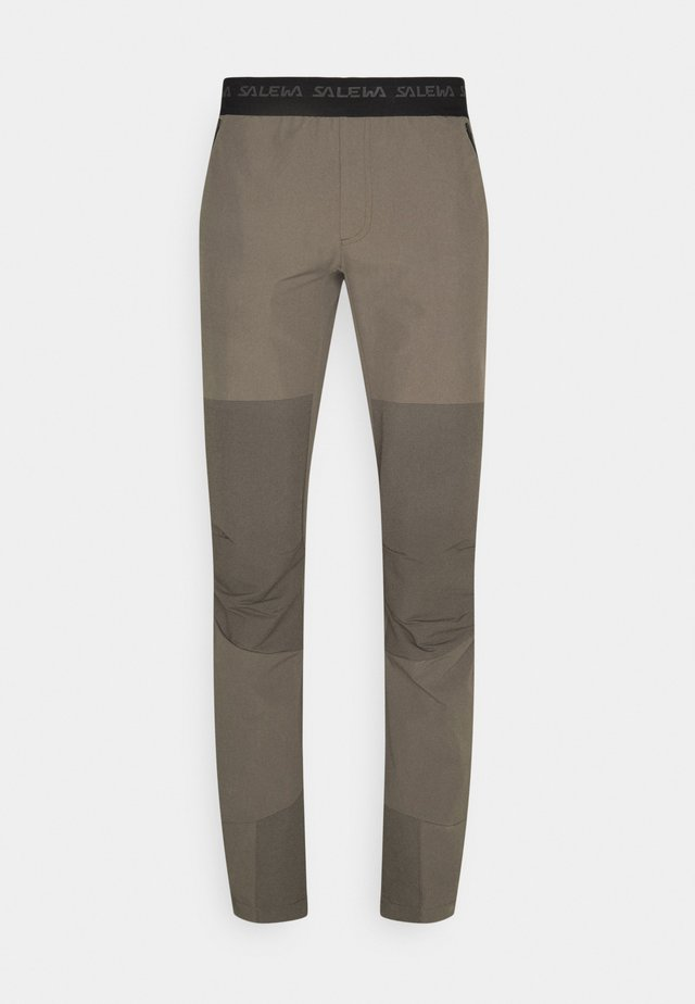 AGNER LIGHT - Outdoorové kalhoty - beige