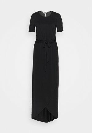 OBJANNIE NADIA DRESS - Maxi-jurk - black