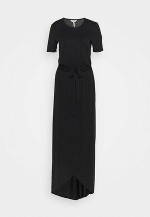 OBJANNIE NADIA DRESS TALL - Vestito lungo - black