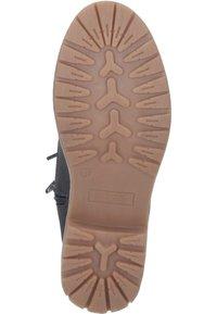Rieker - Šněrovací kotníkové boty - gray - 3