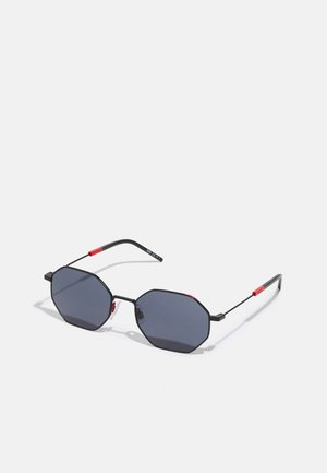 UNISEX - Sunglasses - black/red