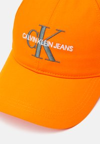 Calvin Klein Jeans - MONOGRAM UNISEX - Czapka z daszkiem - orange - 3