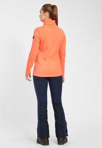 O'Neill - CLIME - Fleece jumper - fiery coral - 2