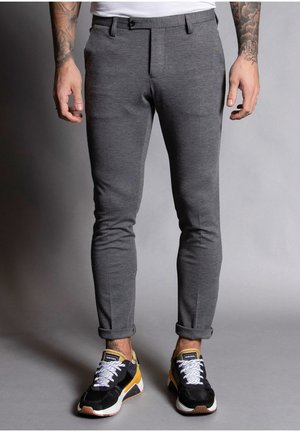 Trousers - grau
