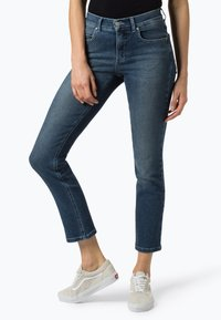 Angels - Straight leg jeans - dark stone - 0