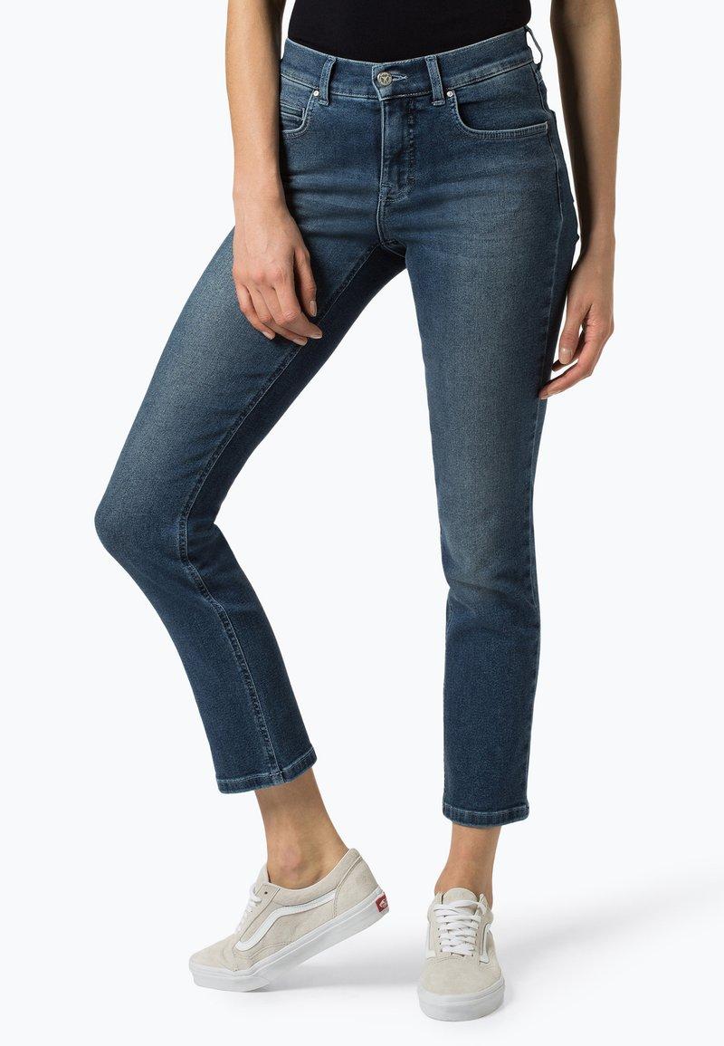 Angels - Straight leg jeans - dark stone