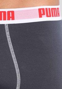 Puma - BASIC BOXER 2 PACK - Culotte - blue - 4