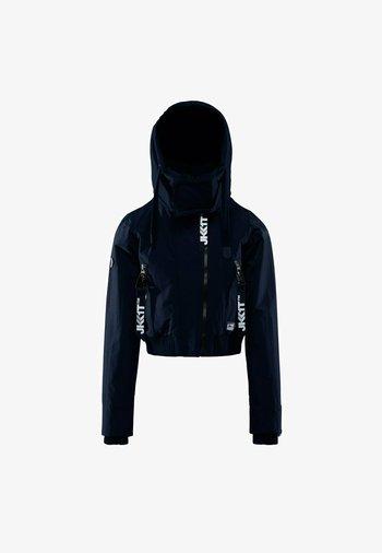 Down jacket - navy