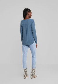 Kaffe - AMBER BLOUSE - Blouse - orion blue