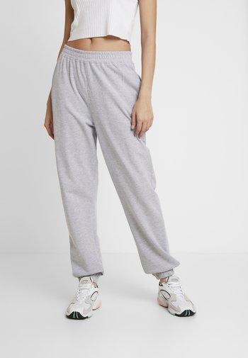 BASIC - Pantalon de survêtement - grey