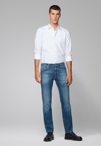 BOSS - MAINE - Straight leg jeans - blue - 1