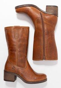 Bullboxer - Boots - cognac - 3