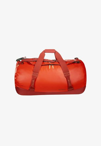 BARREL - Holdall - red orange