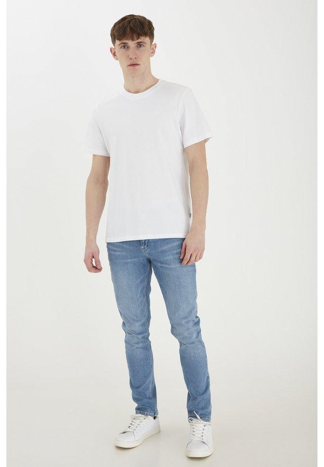 THOR TEE - T-shirt basic - bright white