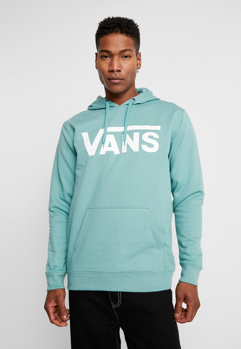 Vans - CLASSIC HOODIE - Hættetrøjer - oil blue