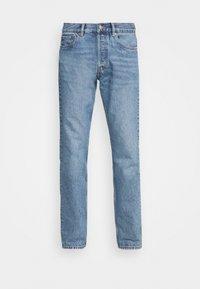 ARKET - Slim fit jeans - blue medium dusty - 4