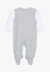 Jacky Baby - UNISEX SET 2 PACK - Kruippakje - grey - 1