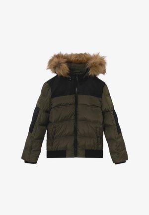 OMMIR - Winter jacket - khaki