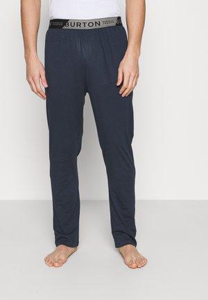 SINGLE LOUNGE PANT - Pyjamabroek - navy