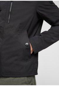 s.Oliver - Summer jacket - black - 5