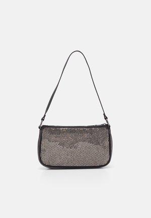 SHOULDER BAG - Bandolera - pewter