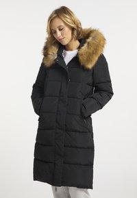 usha - Winter coat - schwarz - 0