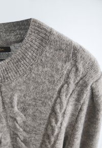 Massimo Dutti - Jumper - light grey - 4