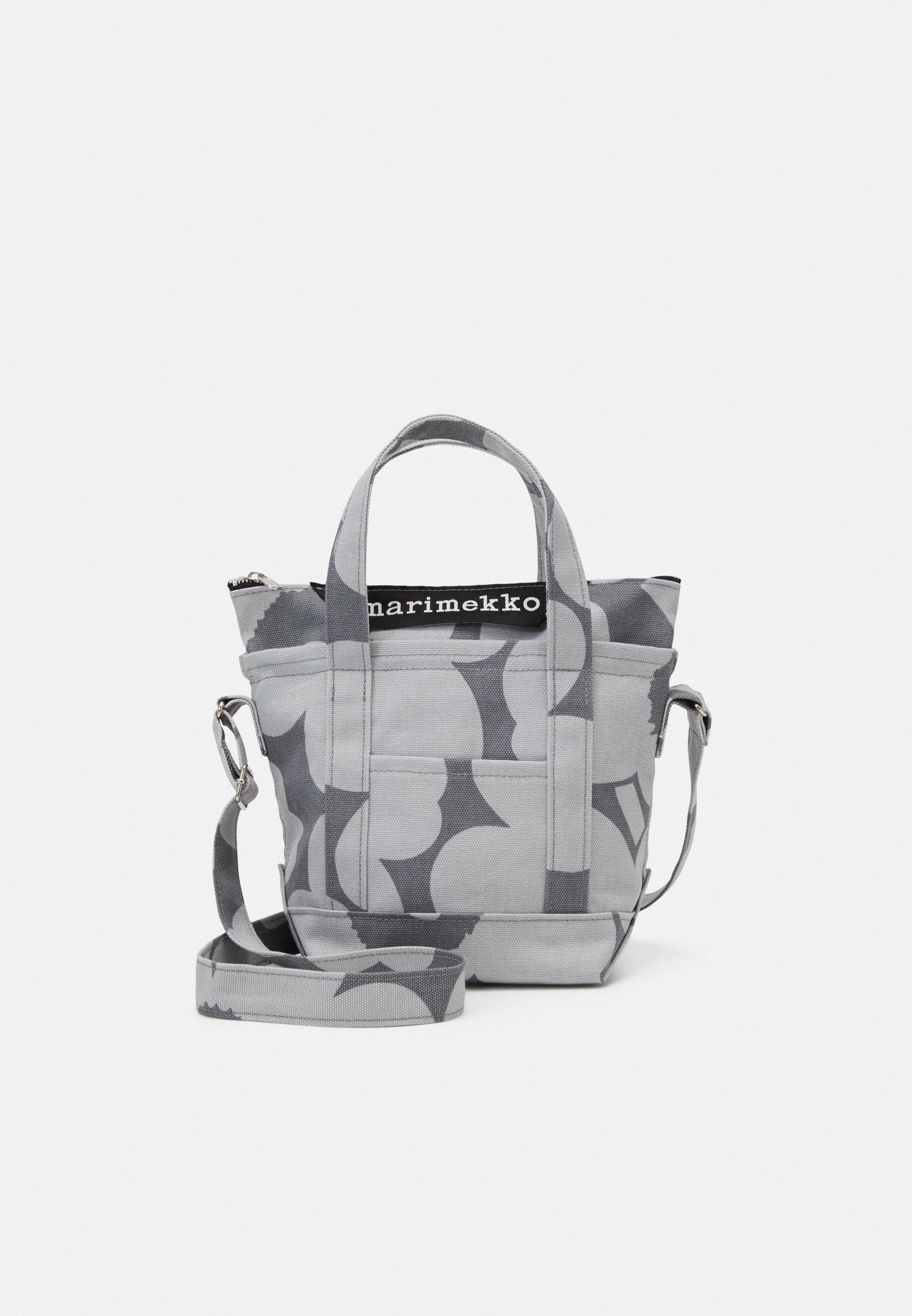MILLI MATKURI PIENI UNIKKO BAG Handväska greylight grey