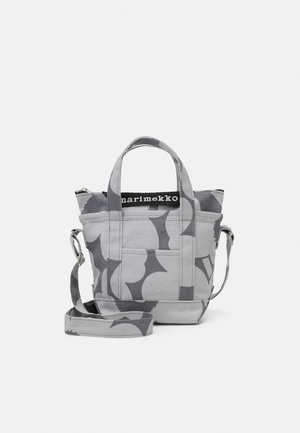 MILLI MATKURI PIENI UNIKKO BAG - Handbag - grey/light grey
