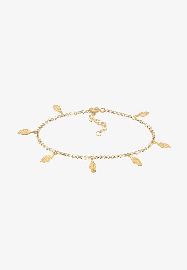 FEDER BOHO - Armband - gold-coloured