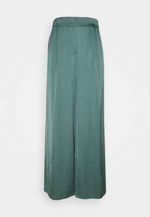 PANT - Trousers - dark turquoise