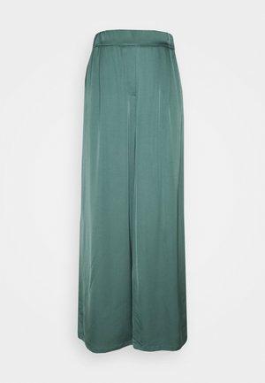 PANT - Bukse - dark turquoise