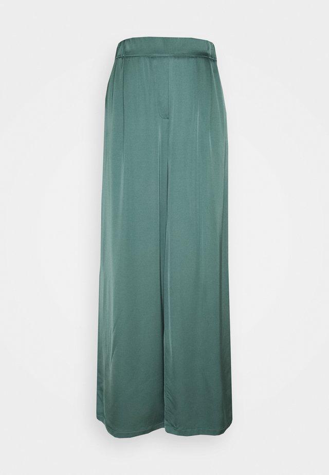 PANT - Bukser - dark turquoise