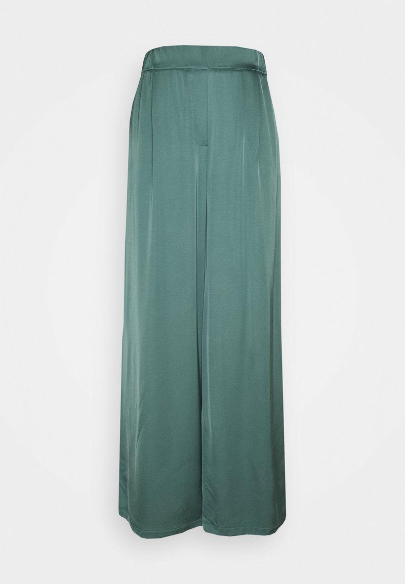 Esprit Collection - PANT - Broek - dark turquoise