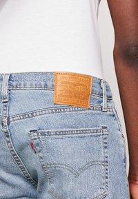 Levi's® - 527™ SLIM BOOT CUT - Bootcut jeans - fennel subtle - 4