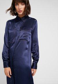 Levete Room - FLORENCE - Košilové šaty - dress blues - 4